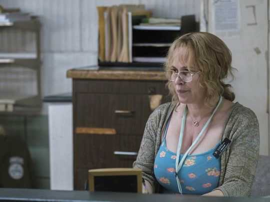 "Patricia Arquette i ""Escape at Dannemora""."