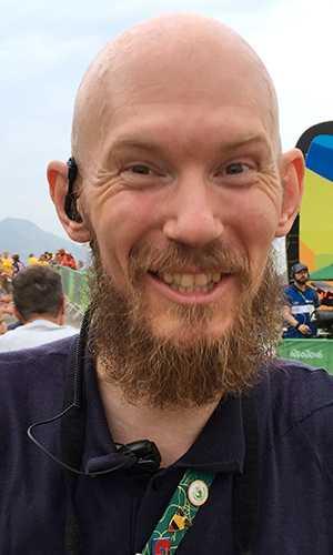 Tränare Fredrik Ericsson