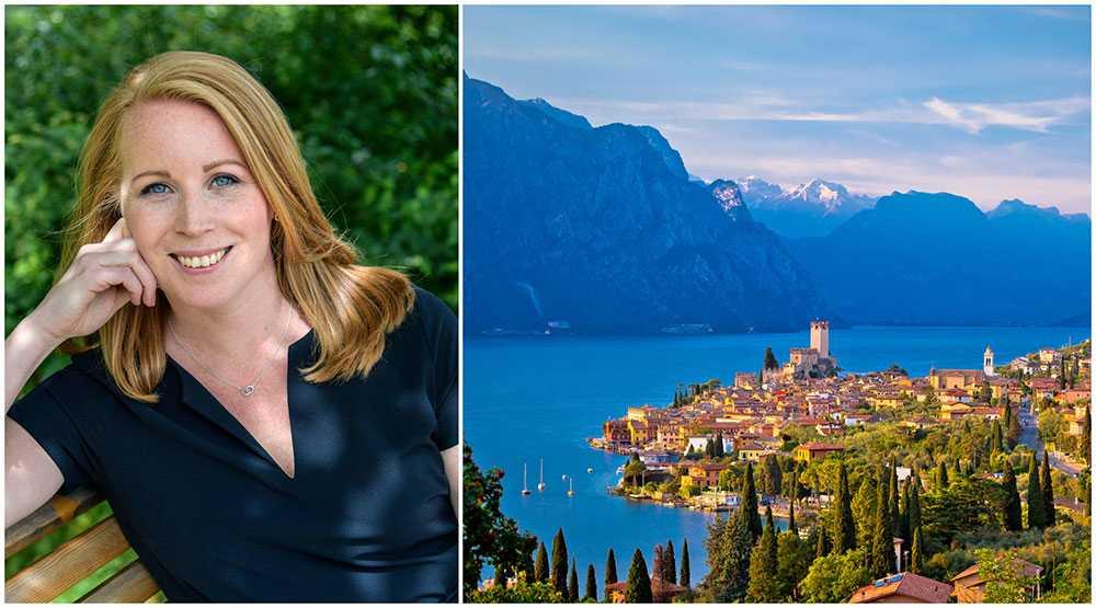 Annie Lööf är politikern vi helst tillbringar utlandssemestern med. Själv åker hon helst med familjen till Gardasjön.