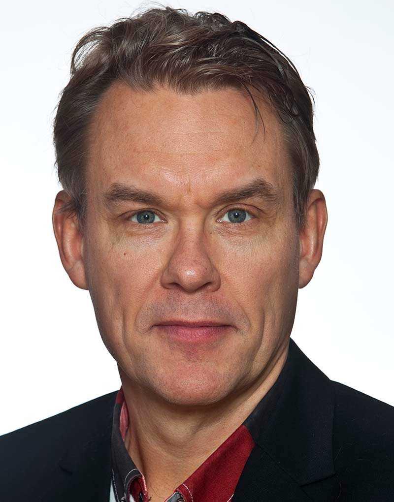 Peter Nyrén, SVT.