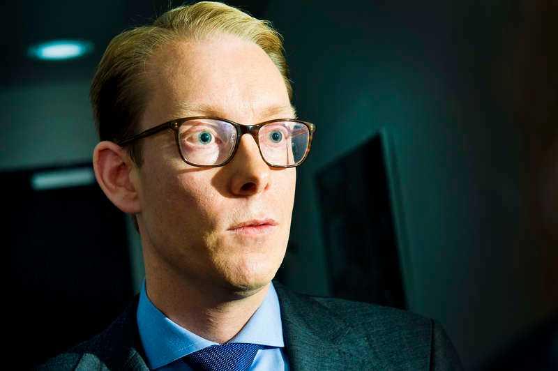 Tobias Billström (M)