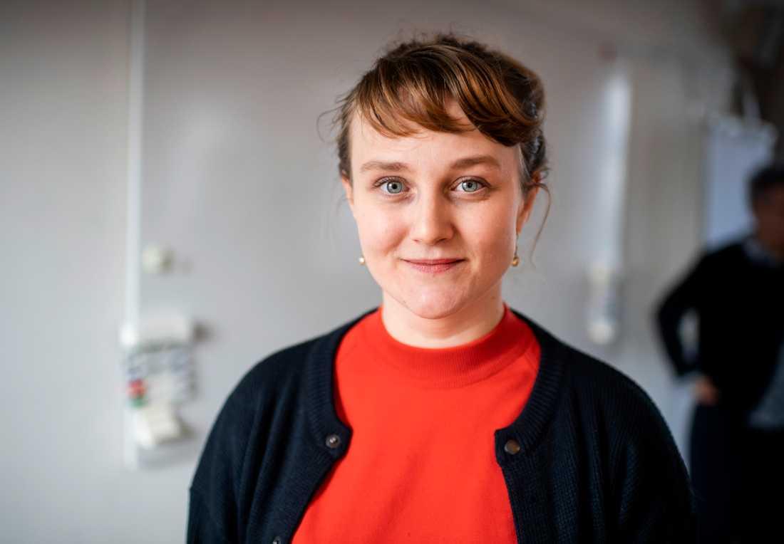 Hanna Aili, ordförande i ungdomsförbundet Met Nuoret, hoppas att fler tornedalingar kan återta sitt språk, meänkieli.