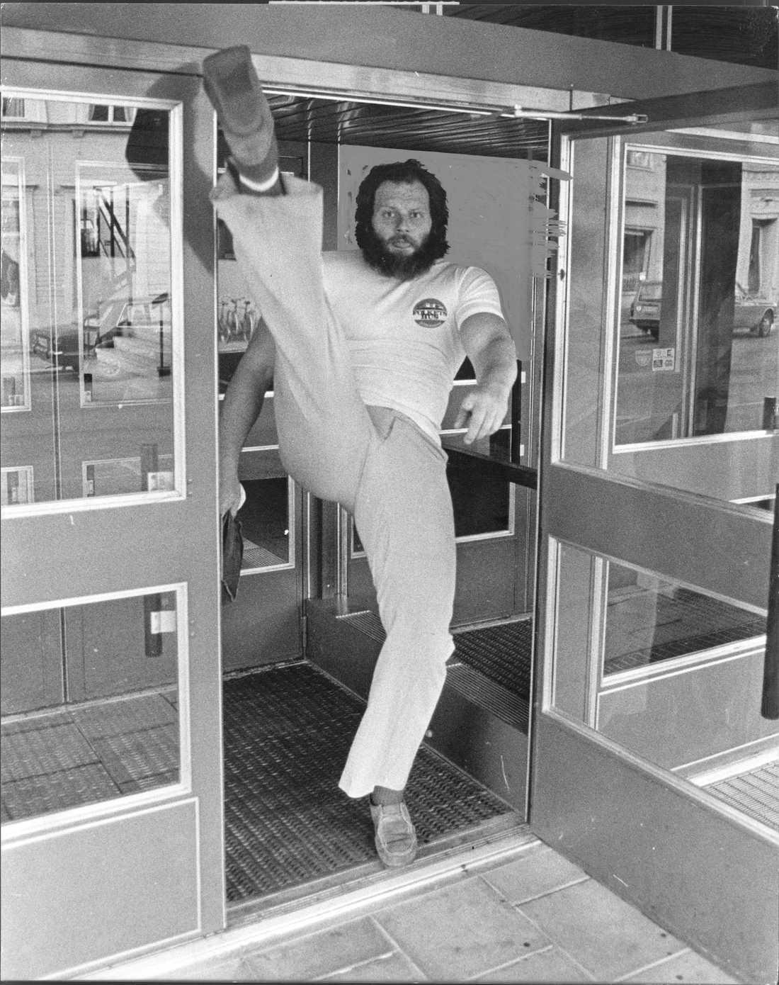 Bruch visar upp sin vighet 1977.