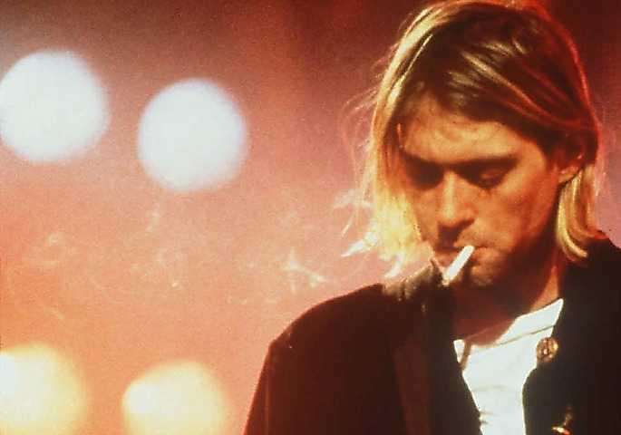 IDOLER Ernest Hemingway, Al Pacino, Bodil Malmsten, Kurt Cobain och Bob Marley är några av dem som Fredrik Virtanen ser upp till.