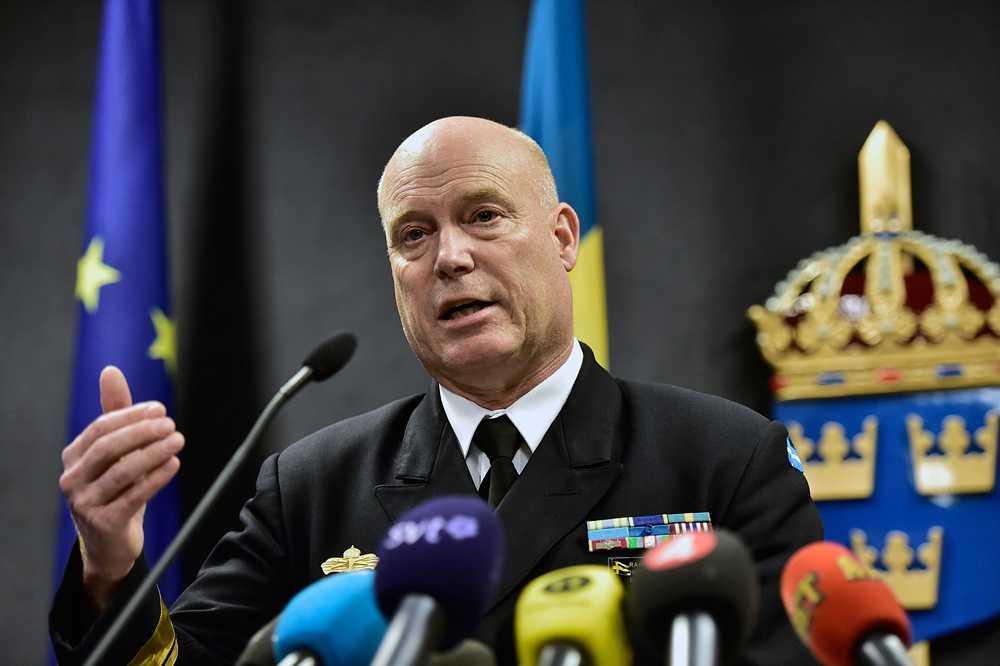 Anders Grenstad, konteramiral och ställföreträdande insatschef