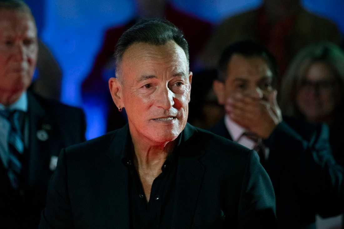 """Bruce Springsteen kallar John Prine för """"En nationalskatt"""". Arkivbild."""
