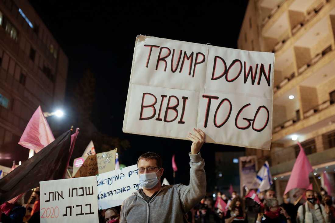 Snart val i Israel