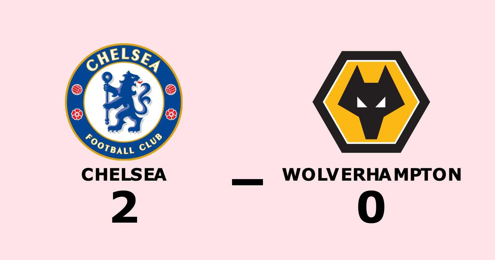 Giroud och Mount målgörare i Chelseas seger