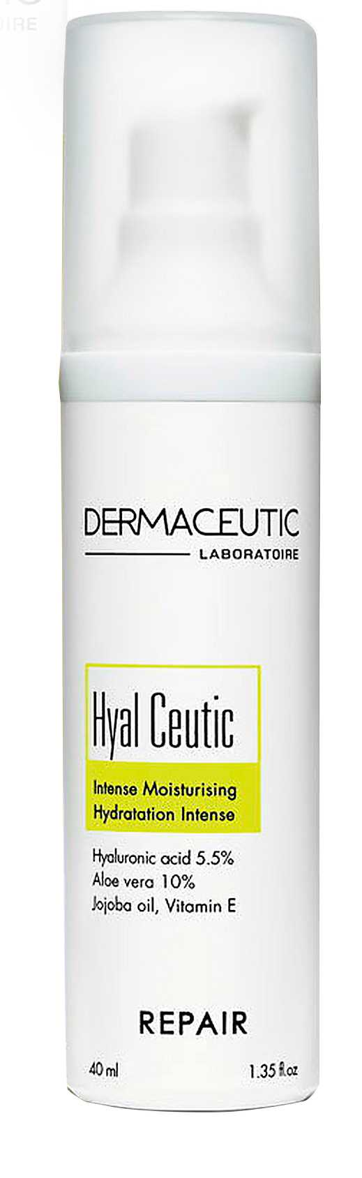 """Hyal ceutic"", Dermaceutic, 549 kronor."