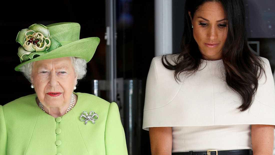 Enligt uppgifter ska inte drottning Elizabeth känt till planerna.