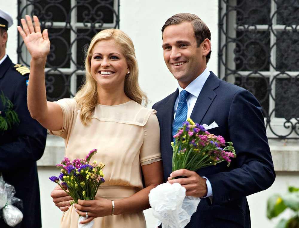 Madeleine flydde Sverige efter kärlekssveket från Jonas Bergström. I New York fann prinsessan senare sin drömprins.