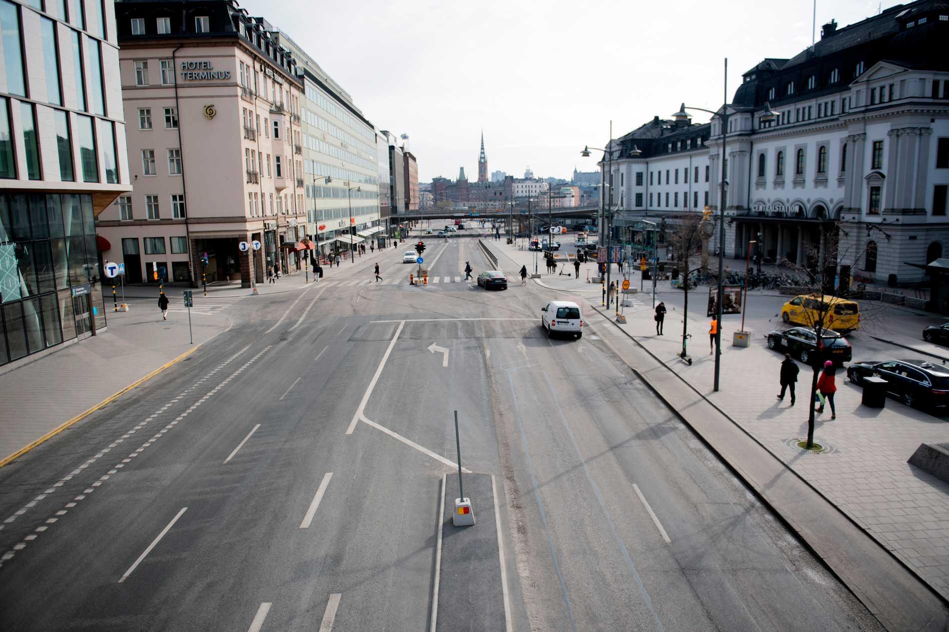 ALI LORESTANI / TT / TT NYHETSBYRÅN