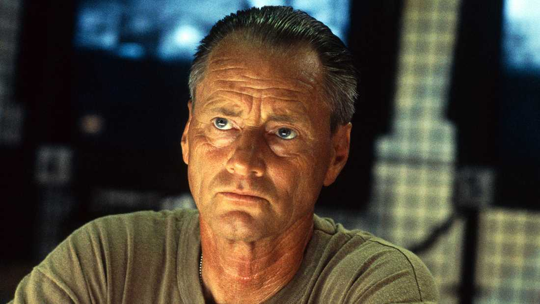"Sam Shepard i ""Black hawk down""."