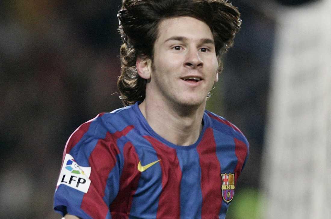 Lionel Messi, 2006.