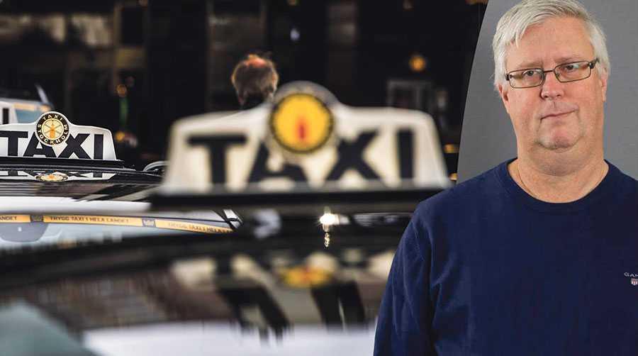 Ingen skall köra för fort, någonsin. Men ska vi komma tillrätta med problemet så måste vi börja betrakta taxiyrket som ett jobb som förtjänar bra villkor och en lön som går att leva på, skriver  Tommy Wreeth.