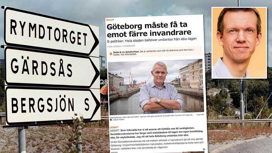 Ändringar i ebo-lagen kommer inte ge Fatima i Angered någon att prata svenska med. Det kommer inte få etablerade svenskar att plötsligt dela med sig av sitt personliga nätverk eller ta en fika med en ny svensk, skriver Johan Bäckström.
