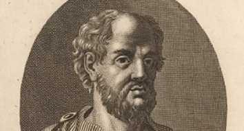 Zeuxis, målare från 400-talet före Kristus.