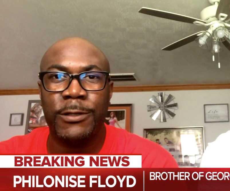Philonise Floyd.