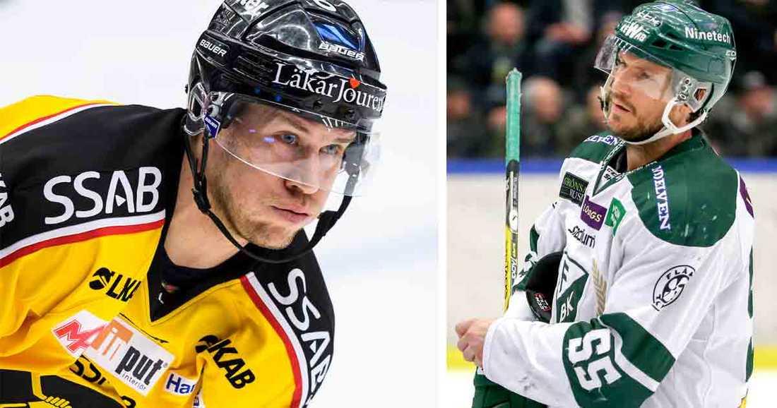 Andreas Falk och Ole-Kristian Tollefsen.