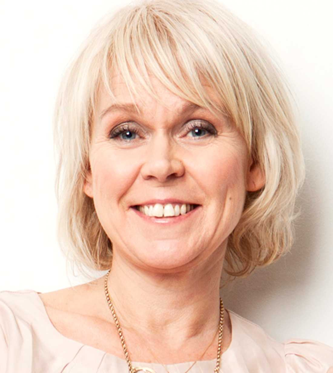 Åsa Lundegård, chefredaktör på Amelia