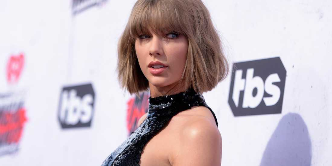 Taylor Swift har gjort sig känd för att sjunga om sina ex.