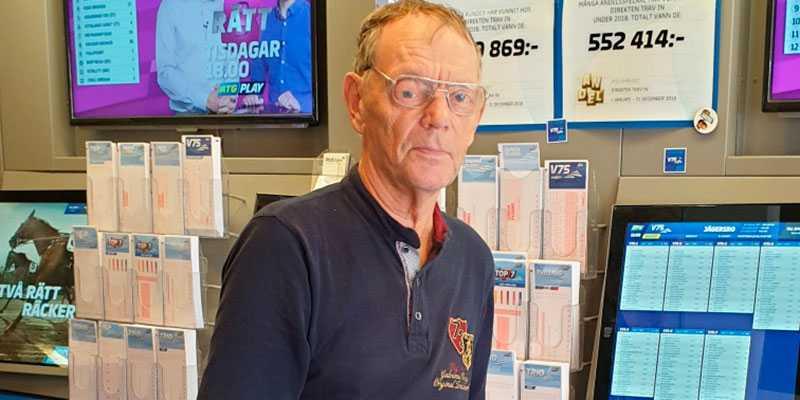 Willy Johansson, 81.