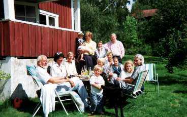 Harald och Ann-Marie Ohly.