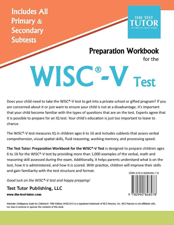 När skolpsykologen lät eleverna göra ett så kallat wisc-v-test gick det riktigt snett.