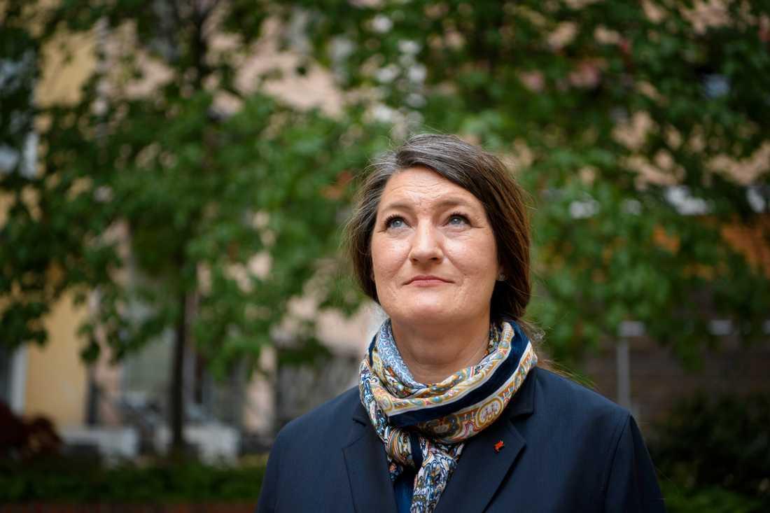 Susanna Gideonsson blir andra kvinnan på högsta LO-posten genom tiderna.