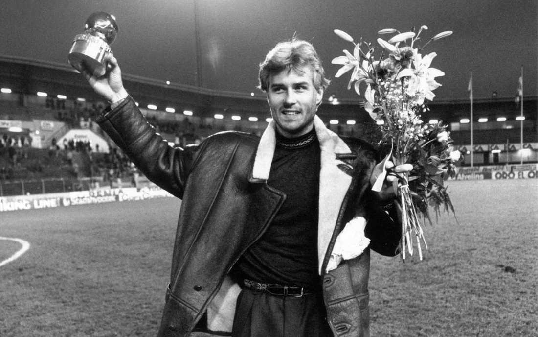 1988: Glenn Hysén, Fiorentina