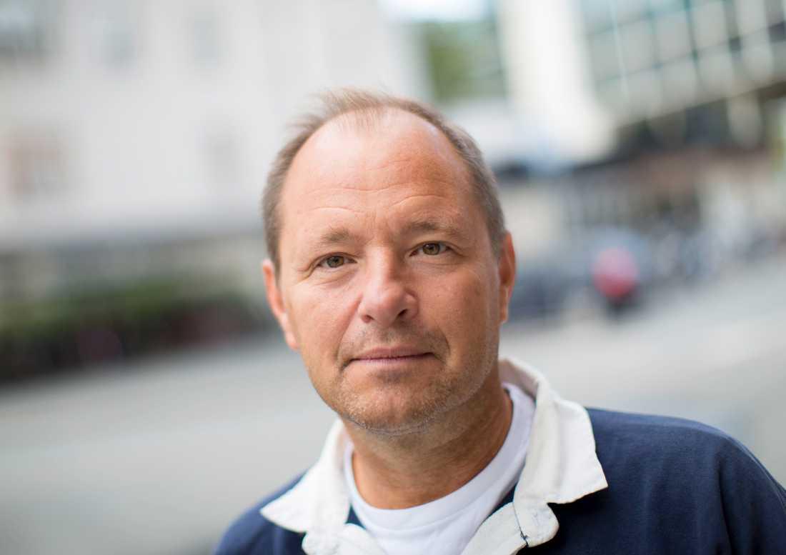 Björn Olsen, professor i infektionssjukdomar vid Uppsala universitet. Arkivbild.