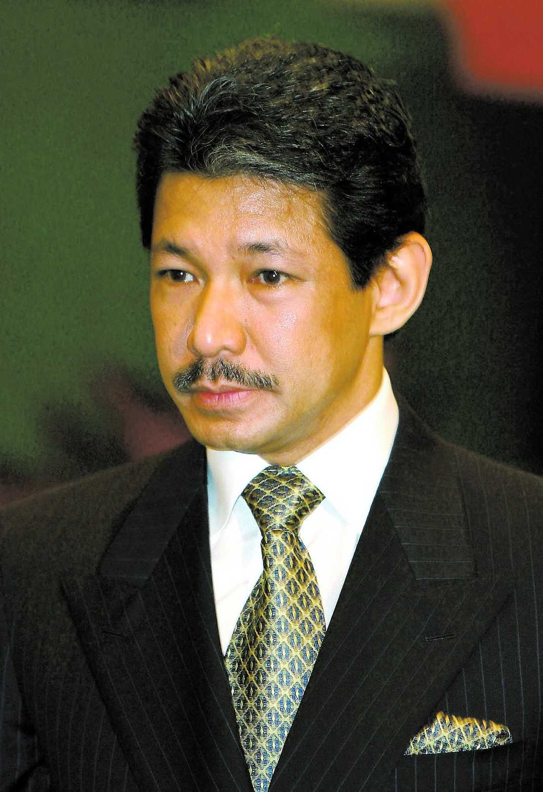 slösaktig Prins Jefris sätt att hantera pengar gör att Bruneis regering inte tycker synd om honom.