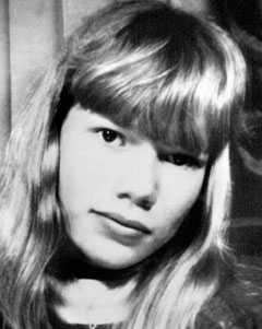 Franska 14-åringen Kalinka Bamberski som dog 1982.