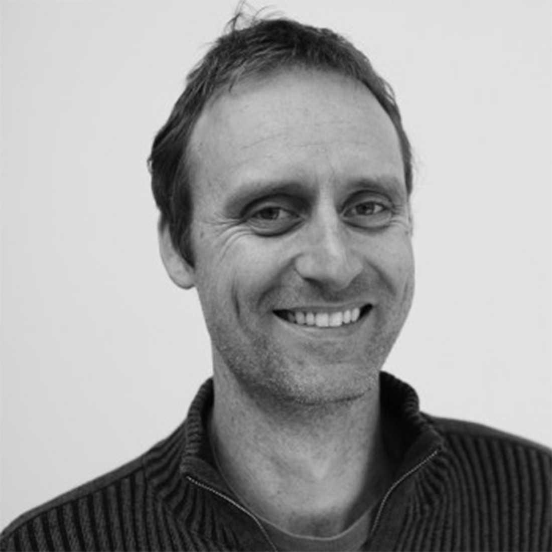 Glen Peters, forskningsdirektör vid Cicero.