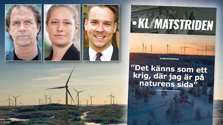 """Aftonbladet viktiga artikelserie """"Klimatstriden"""" inleds med frågan """"Hur långt är vi beredda att gå för att rädda klimatet?"""". Det är en orimlig fråga. I stället för att diskutera om vi ska ställa om, måste samtalet handla om hur vi ska genomföra en nödvändig omställning, skriver Pär Holmgren, Amanda Palmstierna och Lorentz Tovatt."""