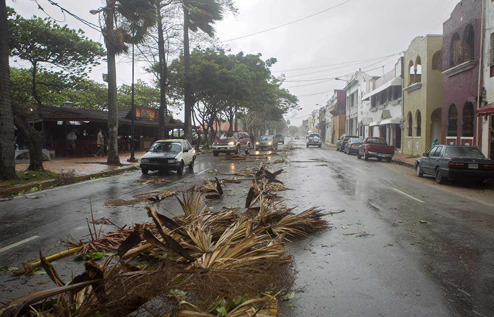 Santo Domingo, Dominikanska Republiken.