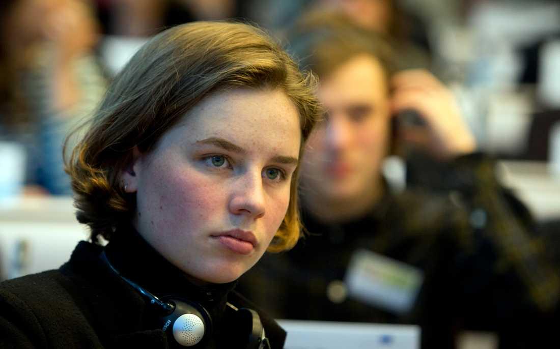 Anuna De Wever, 17 år, Belgien