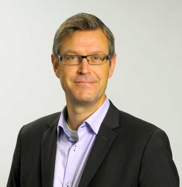 Erik Lövgren, (S) Regionstyrelsens ordförande i Västernorrland.