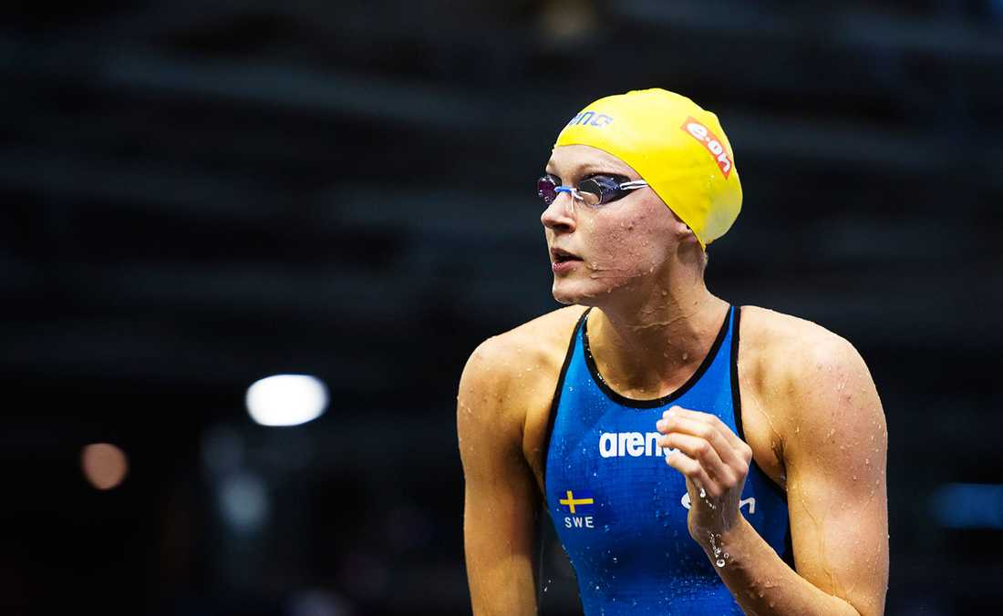 Saraha Sjöström skulle få simma i Bahrain...