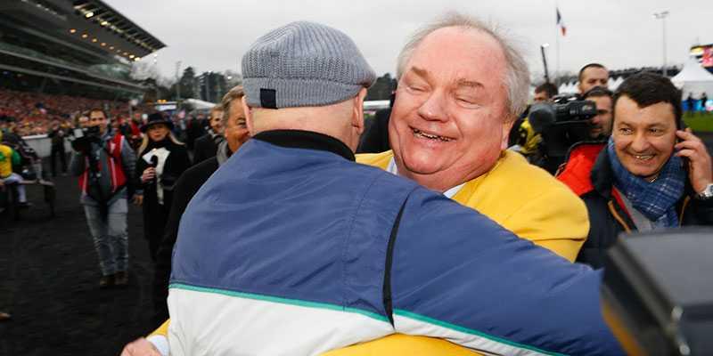 """I år skippar Rolf Andersson den gula Derbykavajen på grund av det politiska läget i Frankrike och snacket kring Gula västarna: """"Ska inte utmana ödet""""."""