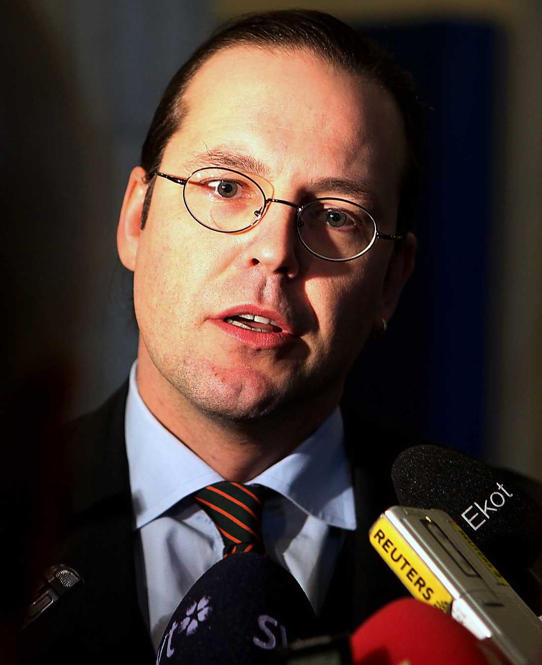 Finansminister Anders Borg har kritiserat bankernas räntemarginaler.