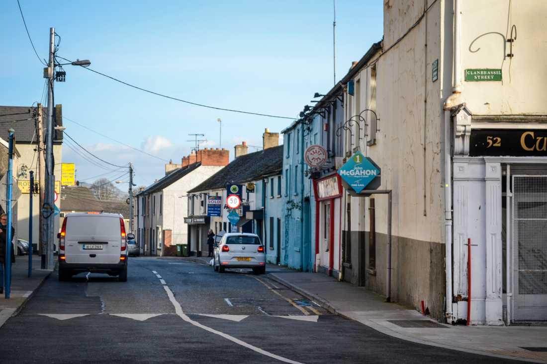 Dundalk är en något bedagad gränsstad i norra delen av republiken Irland, med knappt 40 000 invånare.