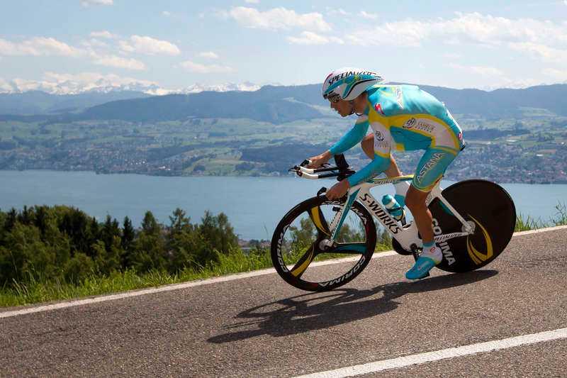 Svenskhopp Fredrik Kessiakoff har en fantastisk säsong bakom sig med etappsegrar och bergatröja i touren. I dag gör han sen VM-debu