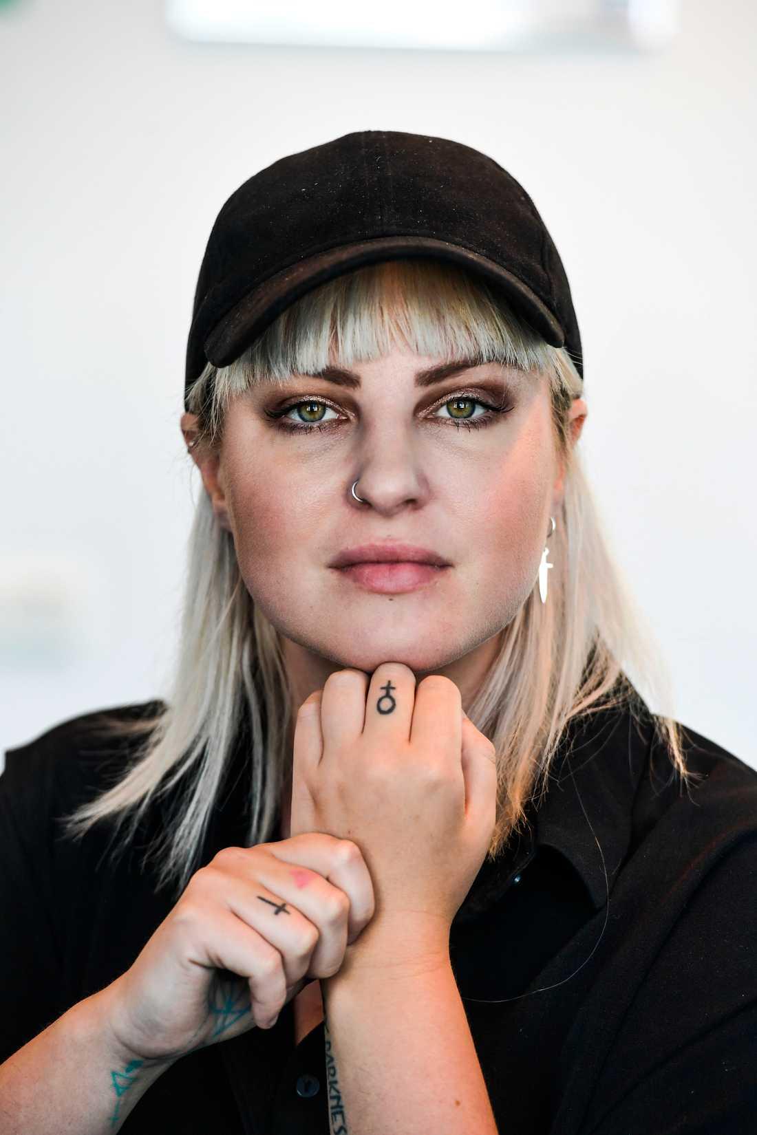 Isabelle Wahlf, sexrådgivare och programledare.