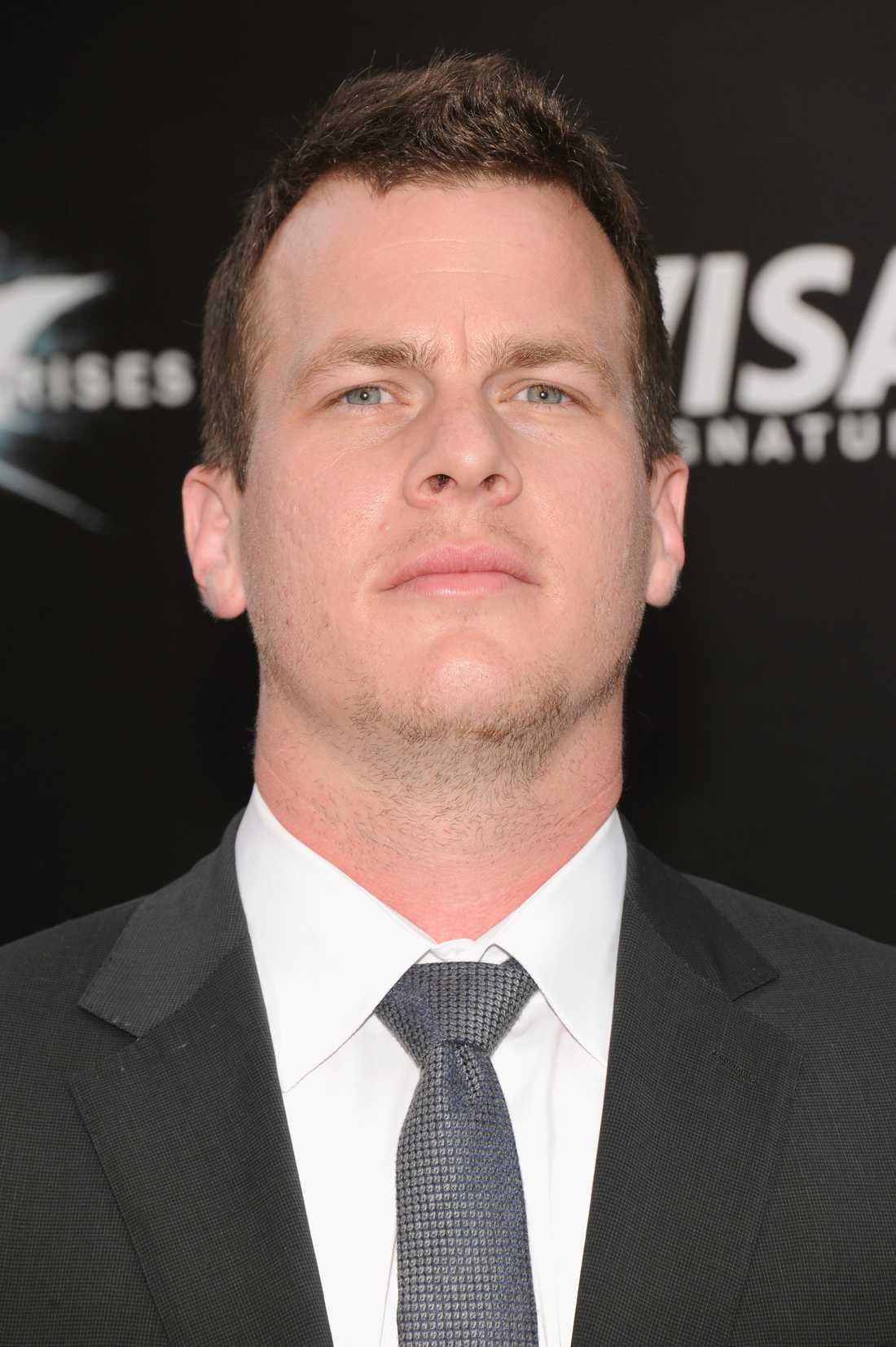 """Jonathan Nolan är regissörens bror – och manusförfattare till """"Dark knight rises""""."""