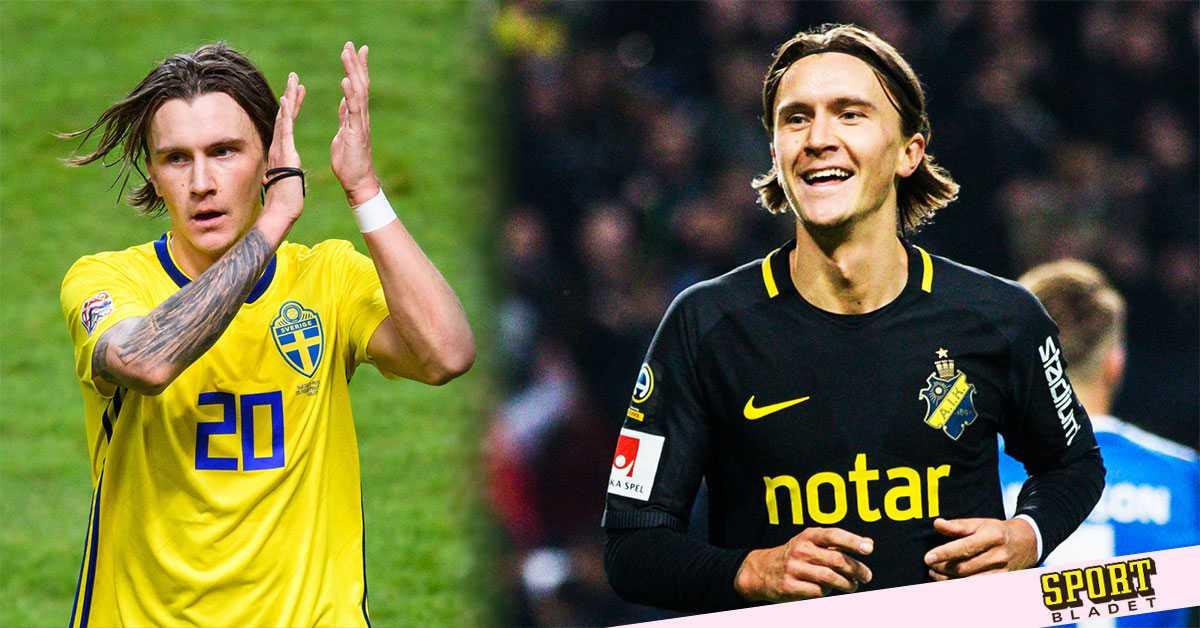 Kristoffer Olsson klar för Krasnodar | Aftonbladet