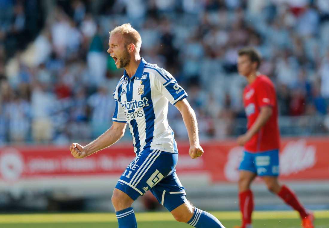 Senast Söder spelade i IFK Göteborg var 2014.
