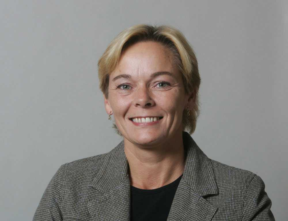Riksdagsledamoten Ewa Thalén Finné (M) svarade likadant som Lindholm på frågan.
