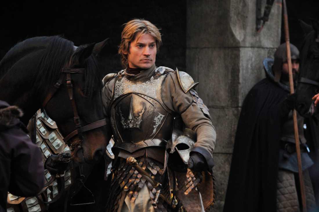 Det började med en dansk... Nikolaj Coster-Waldau som Jamie Lannister.