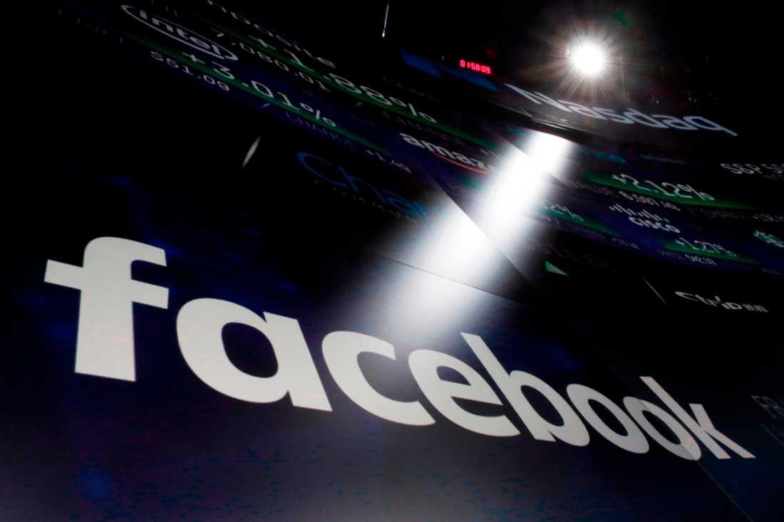 Det sociala nätverket Facebooks hantering av politiska annonser har hamnat i rampljuset inför presidentvalet i USA i november. Arkivbild